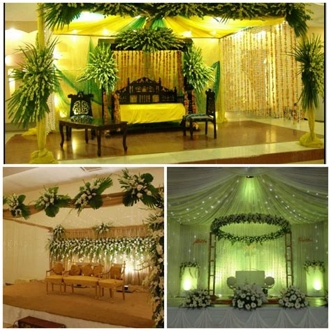 muslim decorations amazing stage decoration ideas for muslim weddings