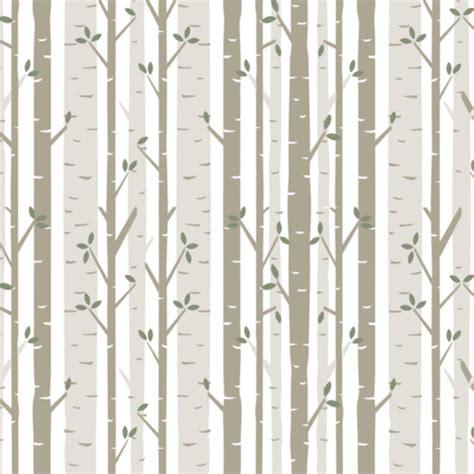 tree pattern png birch tree fabric wallpaper bartlett craft spoonflower