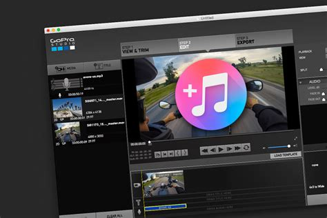 format audio gopro studio gopro studio come aggiungere audio a un video gopro