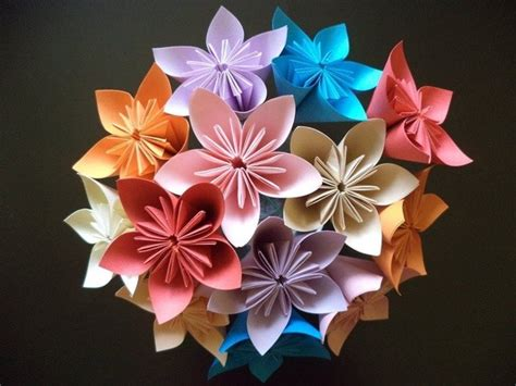Complex Origami Flower - what basic origami tricks can i learn in a month so that