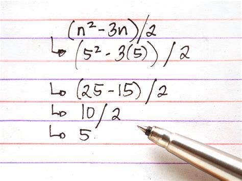 Many Find 3 Modi Per Trovare Il Numero Di Diagonali In Un Poligono