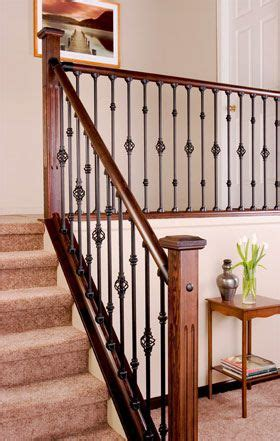 indoor railings and banisters interior stair railings