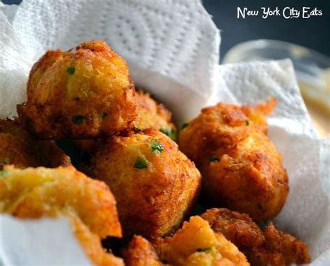 jalapeno hush puppies jalapeno goat cheese hush puppies recipe dishmaps