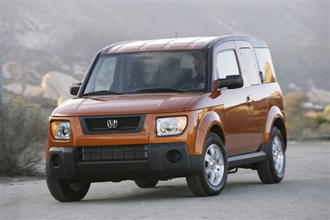 2006 Honda Element Reviews by 2006 Honda Element Review Top Speed