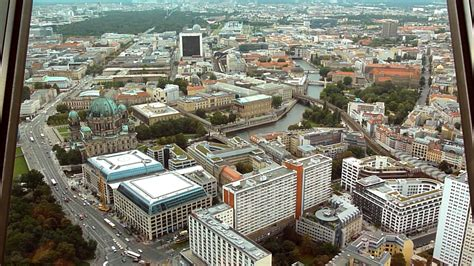 Wk Berlin by 360 186 Panorama View Of Berlin From Above In A Berlin