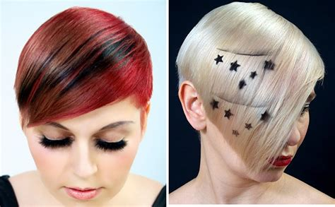 unique hairstyles and colors latest short haircuts by hairdresser as short hair ideas