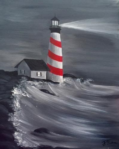 paint nite roanoke paint nite pittsburgh lighthouse at nighttime at papa