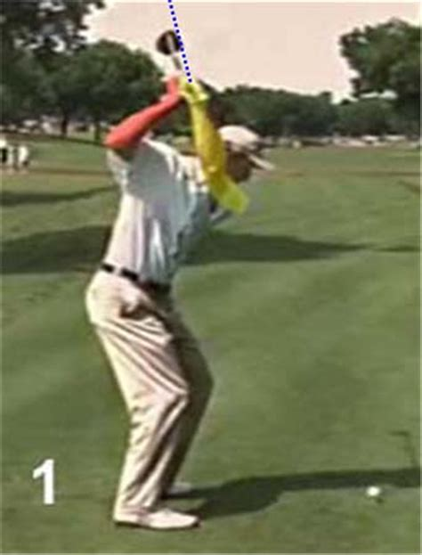 flying right elbow golf swing width and arms infront message board