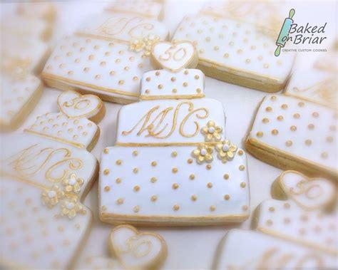 Wedding Anniversary Ideas Sugar by The 25 Best Anniversary Cookies Ideas On 50