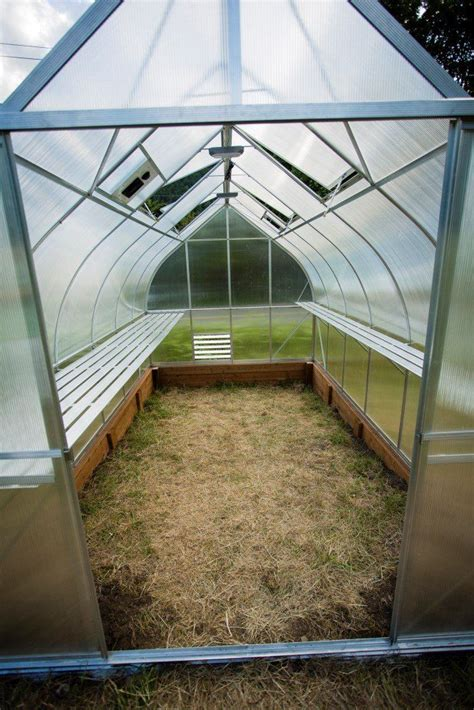 Greenhouse Patio by Climapod Greenhouse Kit 9x14
