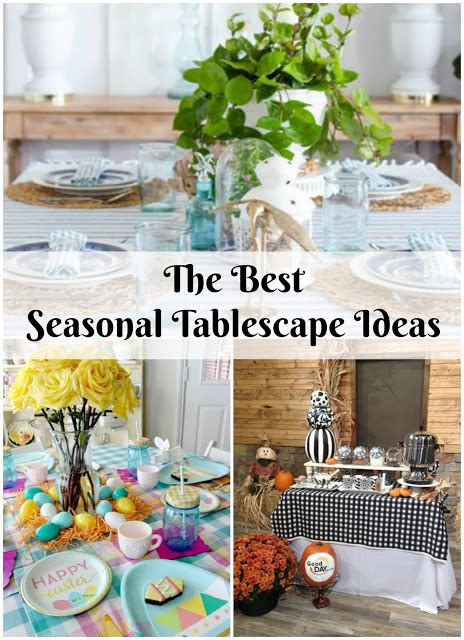 seasonal home decor seasonal tabelscape home decor ideas abbi kirsten