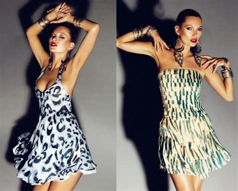 Kate Moss Shows Us Topshop Goodies In Store Today by Kate Moss Reveals Topshop Collection Fashion