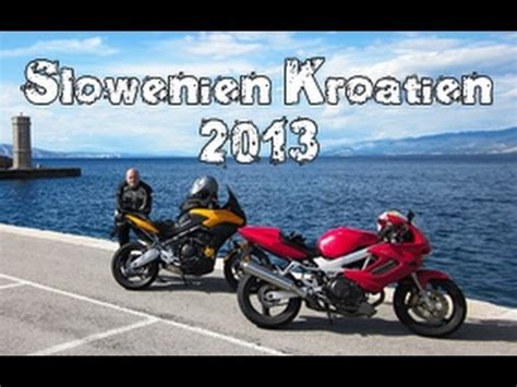 Youtube Motorradtouren Kroatien by Funbiker Puchberg Motorradtour Slowenien Kroatien