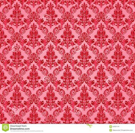 motif pattern background vintage floral motif stock illustration cartoondealer