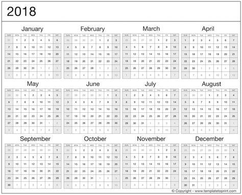 2018 calendar with holidays template printable 2018 calendar with holidays uk pdf excel