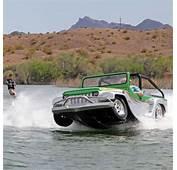 The Worlds Fastest Amphibious Car  Hammacher Schlemmer