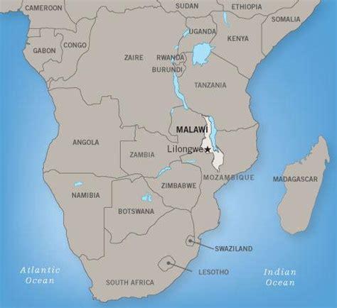 africa map lake malawi ferrebeekeeper