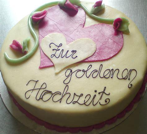 Torten Zur Hochzeit by Zur Goldenen Hochzeit Ramona S Torteria