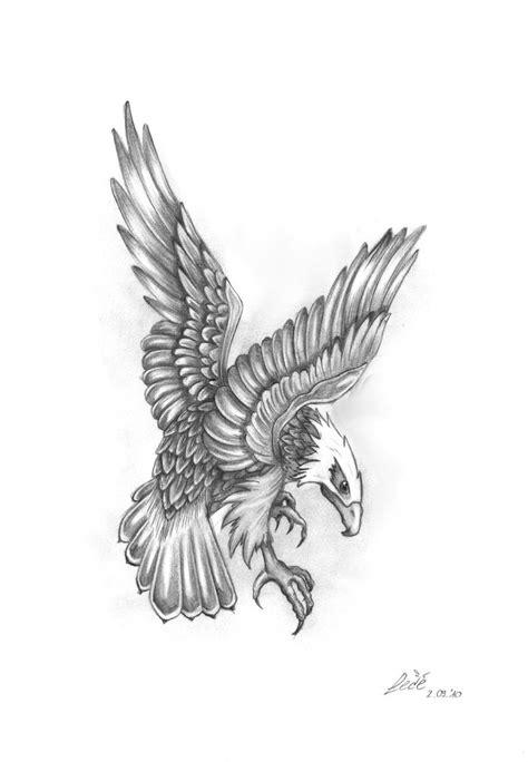 tattoo eagle pinterest grey ink flying eagle tattoo design tattoos pinterest