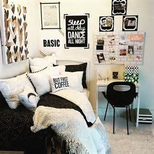 Black And White Bedroom Ideas For Teenage Girls Basic Tumblr Teen Girl Room Black And White Google