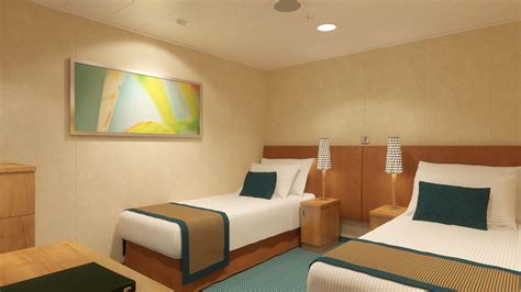 The Plaza Floor Plans by Carnival Cruise Line