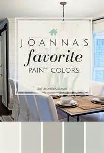 Fixer upper paint colors fixer upper paint the harper house