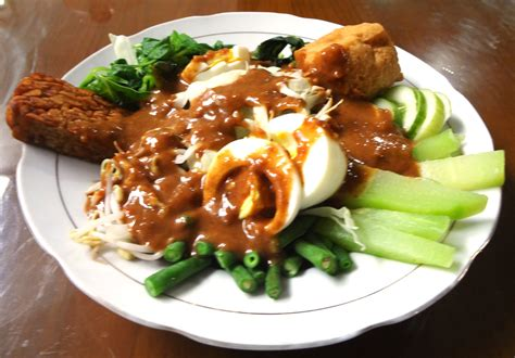 gado gado gado gado indonesian salad recipe maangchi com