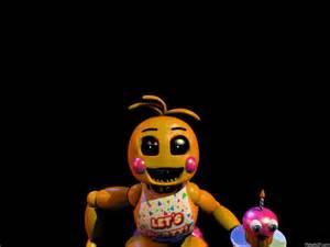 Fnaf 2 toy chica jumpscare by crueldude100 on deviantart