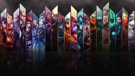 league of legends fan concepts inspire new chions in league of legends