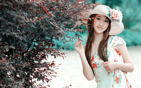 wallpaper girl china girls with flowers wallpapers hd pictures one hd