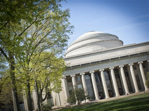 Virginia Tech Mit Mba by U S News Ranks Mit S Graduate Program In Engineering No