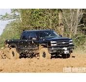 Big Chevy Mud Trucks Car Tuning