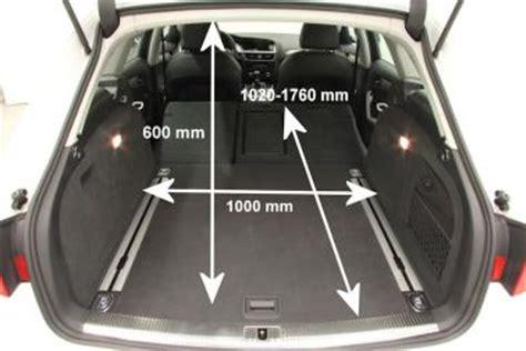 Kofferraumvolumen Audi A4 Avant by Adac Auto Test Audi A4 Avant 2 0 Tdi Ultra Ambition