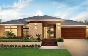 Simple single story modern house designs lot home picture