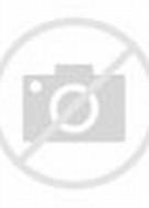 animasi kartun perempuan muslimah berjilbab
