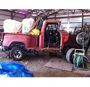 1958 Chevrolet Yeoman Project Car For Sale Vehicle