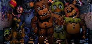 What Fnaf2 Character Are You » Home Design 2017