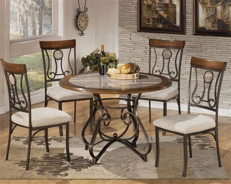 Metal Dining Room Furniture Stores Metal Dining Room Table Sets