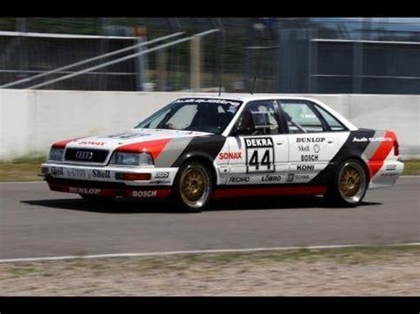 Audi V8 Dtm Motor by The Sound Of Dtm Audi V8