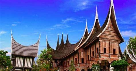 4 Di Indonesia 4 rumah adat terunik di indonesia ruana sagita