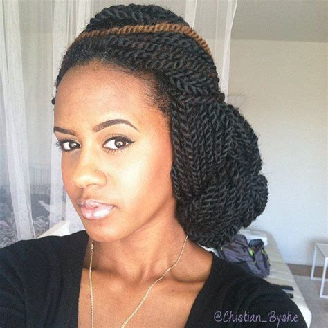 hairstyles done with marley braids marley twists braids natural hair pinterest