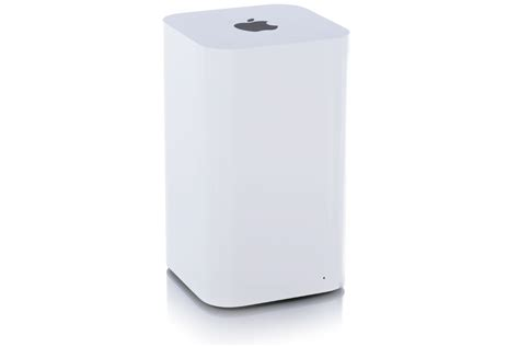 best apple wifi router for a home network review speedy new airport time capsule is a good buy