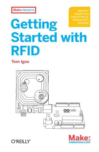 Ebooks Getting Started With Arduino ebook getting started with rfid identify objects in the physical world with arduino make