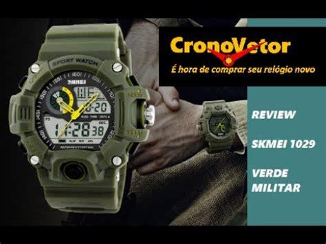 Skmei Ad 1029 skmei 1029 army green review