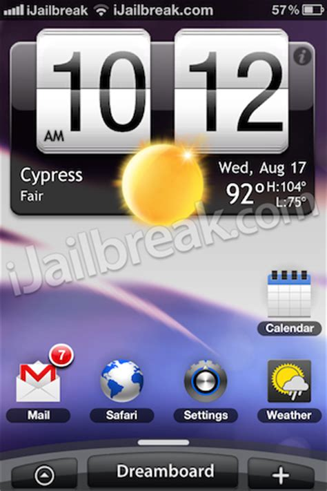 themes for iphone 3gs winterboard dreamboard themes for iphone 3g