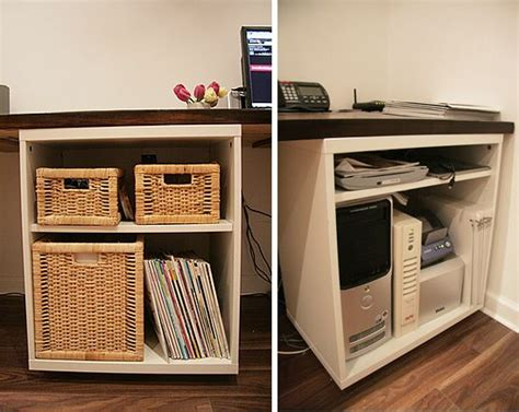 build your own home office desk diy office desk for the home