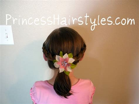 Day Of School Hairstyles by Hairstyle Ideas For The Day Of School On Easy Bun