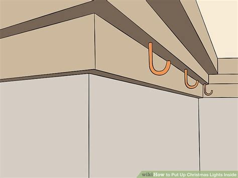 how to set up christmas lights how to put up christmas lights inside 10 steps with