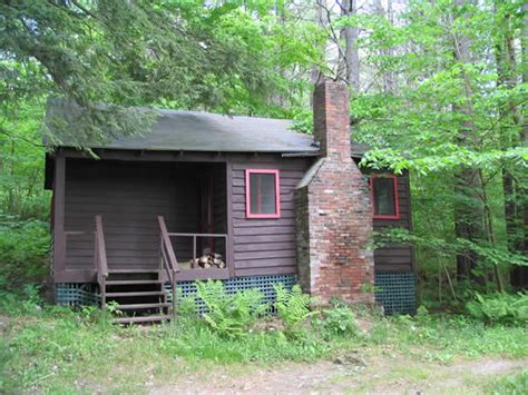 Cabin With Fireplace New Hampshire