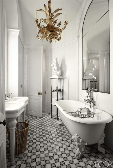 parisian bathroom 10 eye catching and luxurious black and white bathroom ideas
